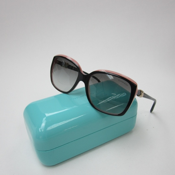 e7ad5e37ce Tiffany   Co. Accessories - Tiffany Co. TF4076 8157 3C Sunglasses Italy